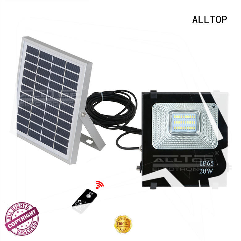 solar flood light kit big ip66 alloy ALLTOP Brand company