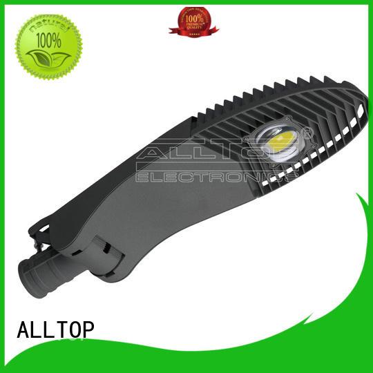 ALLTOP commercial 120w led street light price aluminum alloy for high road