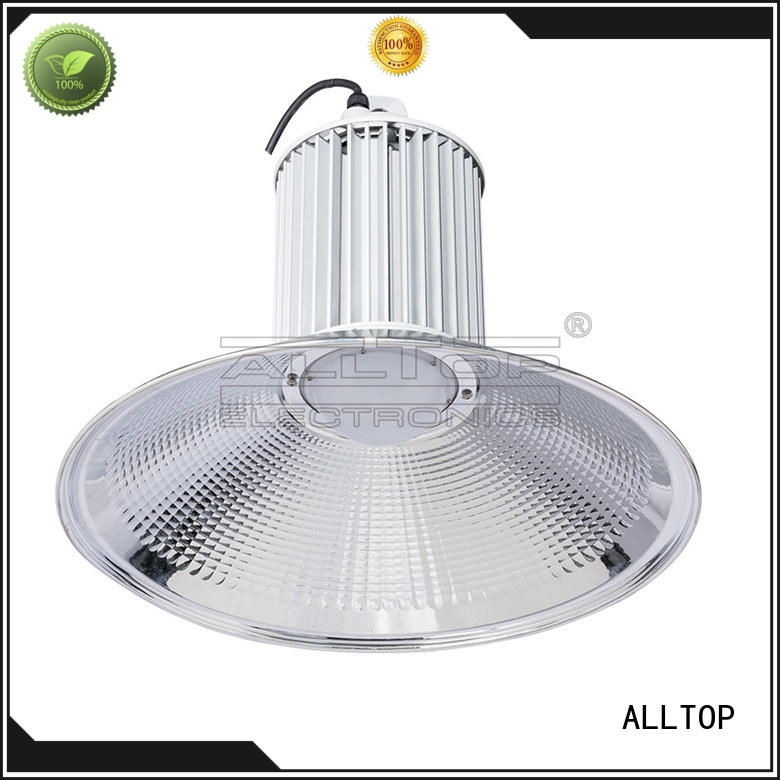 ALLTOP low prices led high bay lights factory price for playground