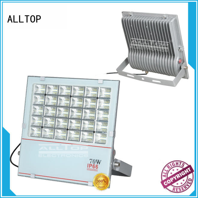 solar floodlight solar flood lights power ALLTOP company