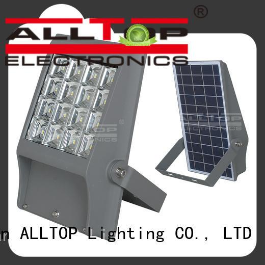 emergency solar flood light kit outdoor foldable ALLTOP Brand