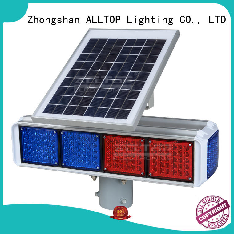 solar powered traffic lights waterproof led portable solar traffic light manufacture