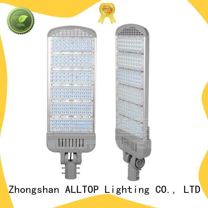 ALLTOP Brand aluminum sale power led street light price outdoor