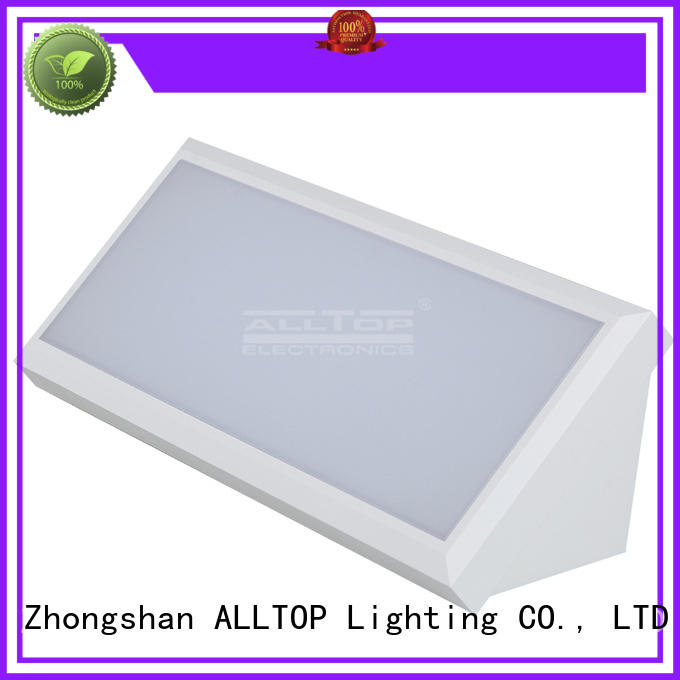 wall mount led light super light for garden ALLTOP