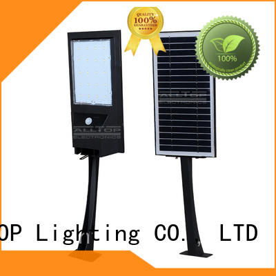 waterproof black solar wall lights portable for concert