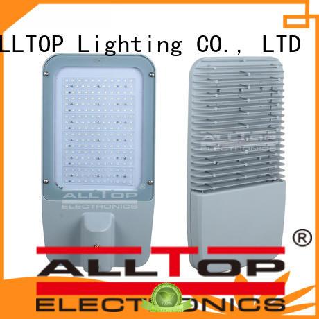 ALLTOP automatic led street light pole manufacturer for lamp