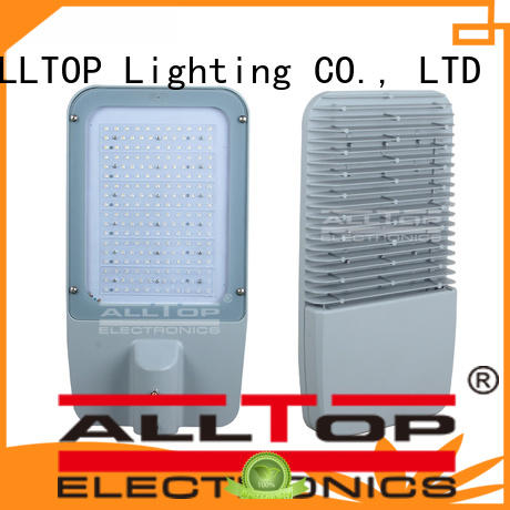 ALLTOP automatic led street light pole manufacturer for lamp