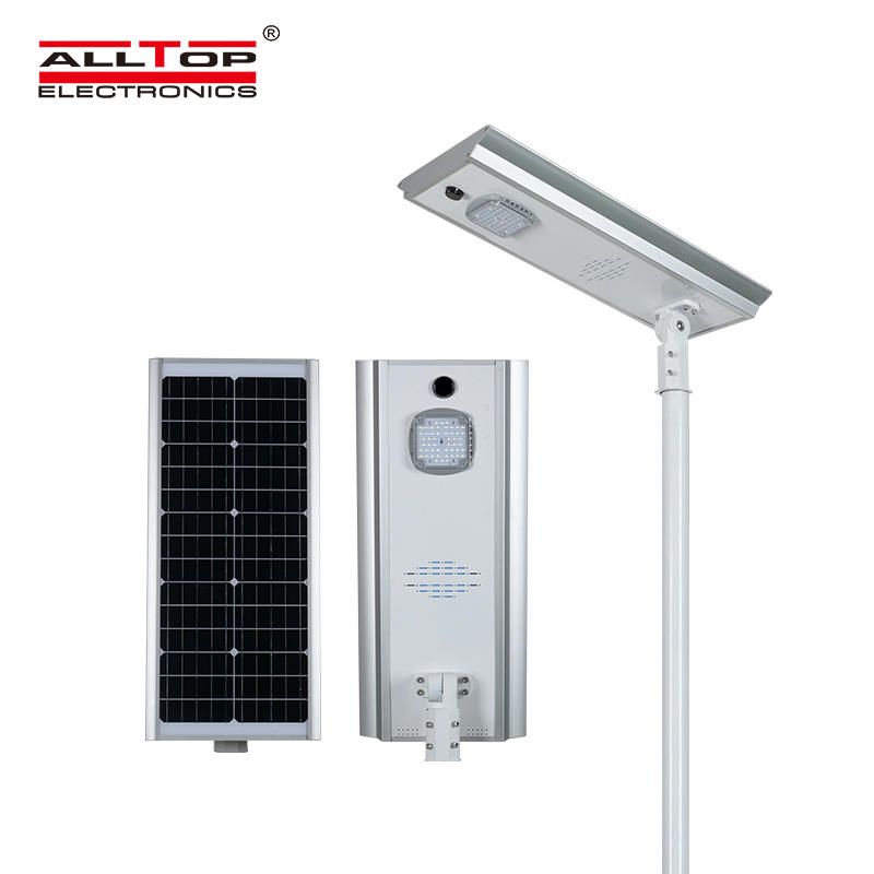ALLTOP high quality all in one solar street light with good price for road-1