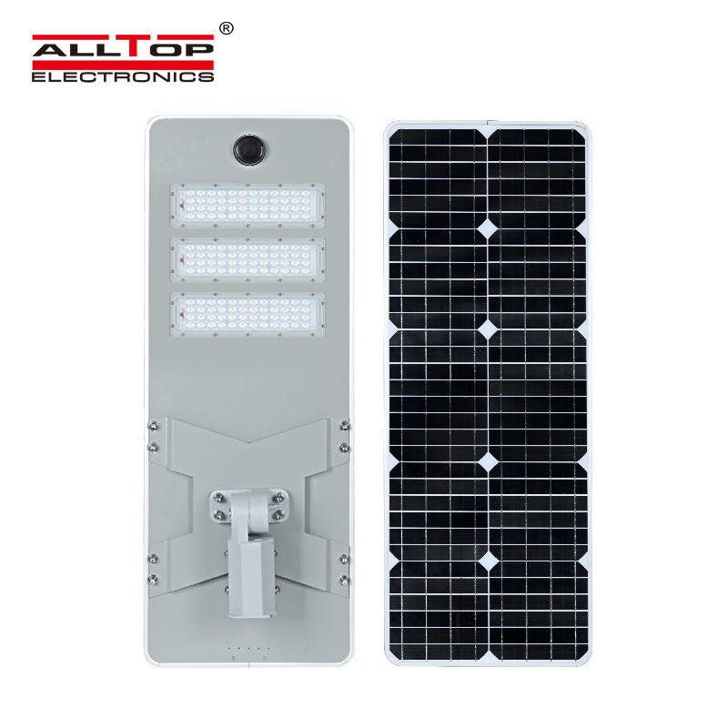 ALLTOP integrated all in one solar light for highway-3