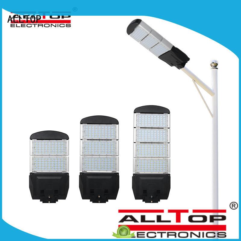 aluminum alloy 25 watt led street light aluminum alloy for park ALLTOP