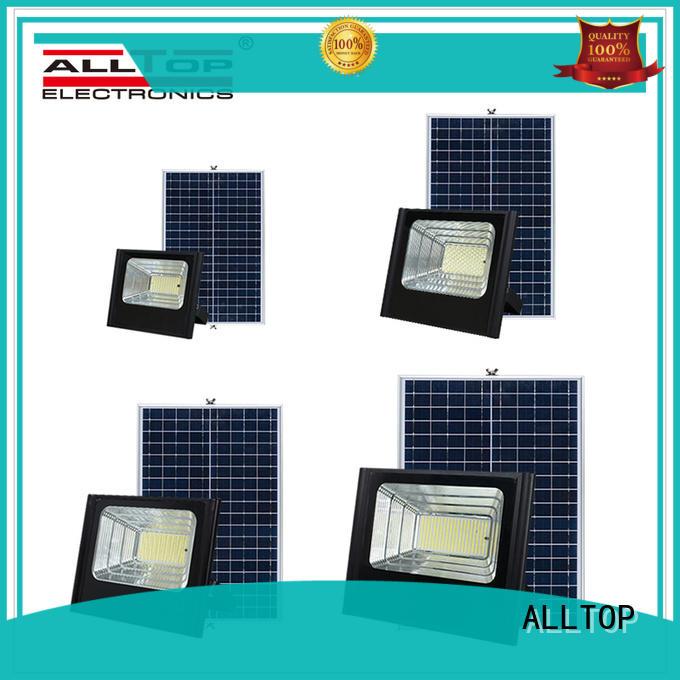 ALLTOP high quality solar led flood lights popular for spotlight