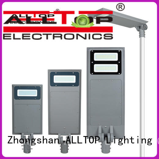 ALLTOP integrated street light factory price for road