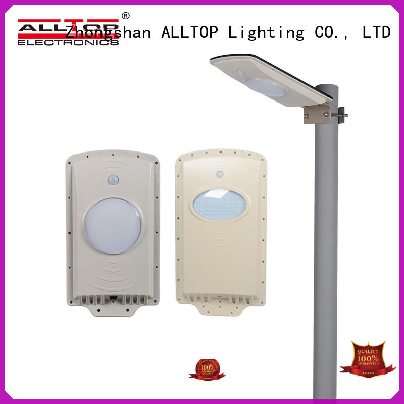 waterproof solar led lights factory price for highway