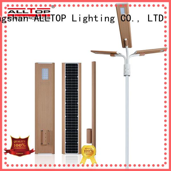 ALLTOP solar street lamp popular for outdoor yard