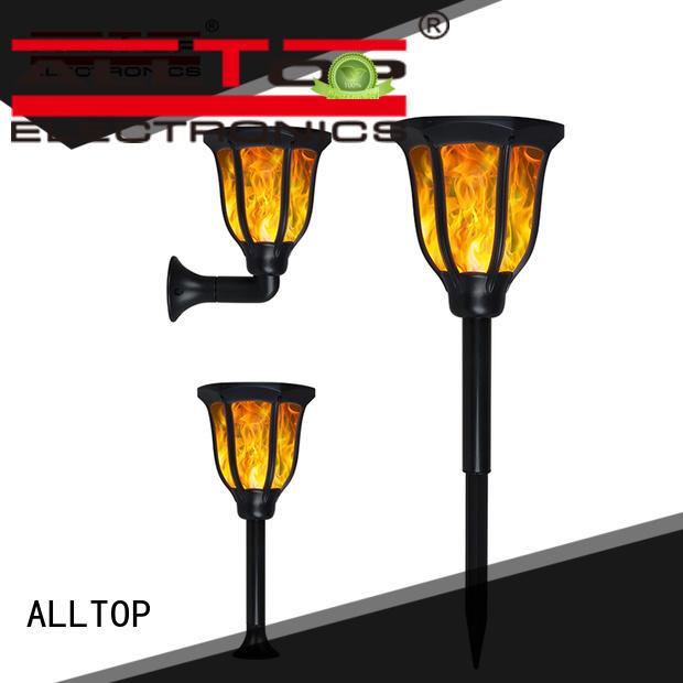 ALLTOP solar yard lights supplier for decoration