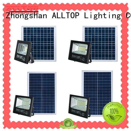 energy-saving commercial solar flood lights modern for spotlight ALLTOP