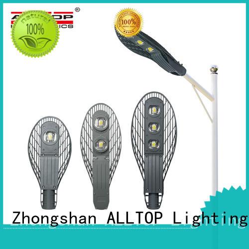 100 watt led street light price die-casting for park ALLTOP