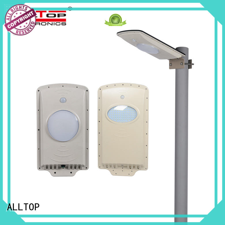 ALLTOP outside solar lights free sample for highway