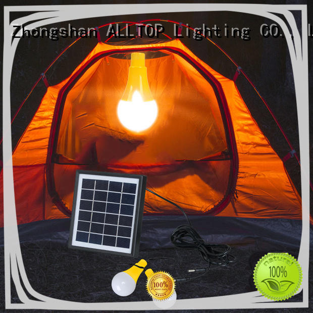 ALLTOP high quality solar led wall lamp housing highway lighting