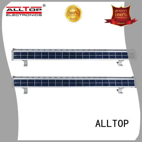 washer solar wall downlights aluminum for street lighting ALLTOP