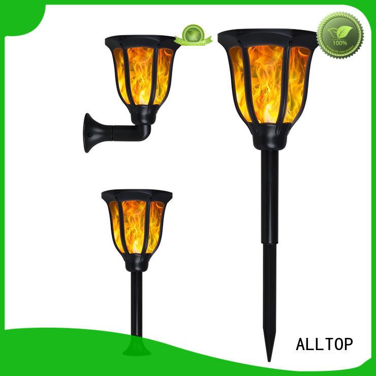Quality ALLTOP Brand solar solar pillar lights