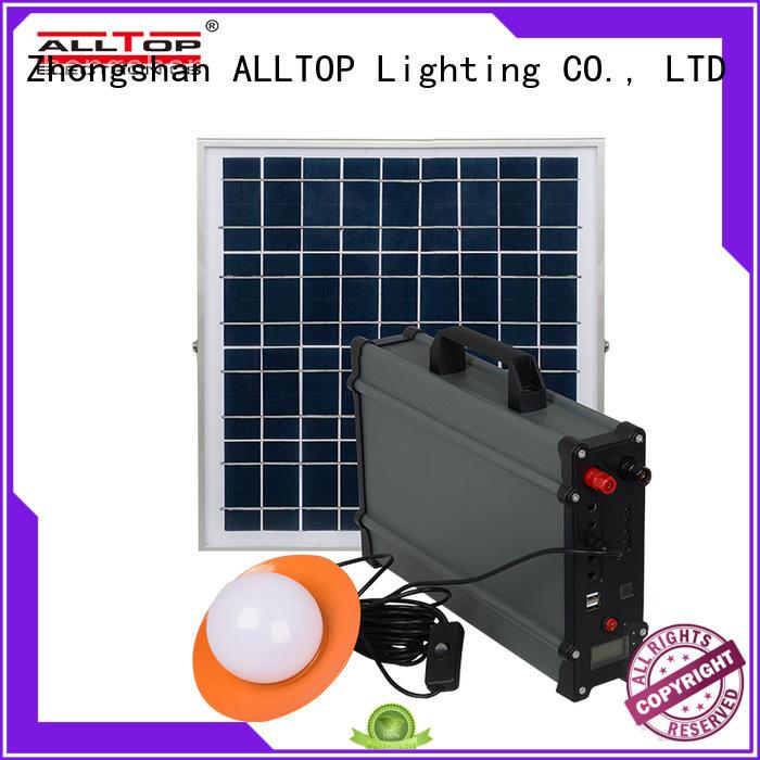 ALLTOP portable high power 100w led street lights manufacturers manufacturer for outdoor lighting
