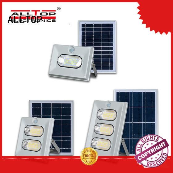best solar flood lights OEM for spotlight ALLTOP