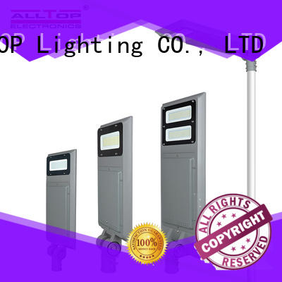 outdoor integrated street lightfactory price for highway