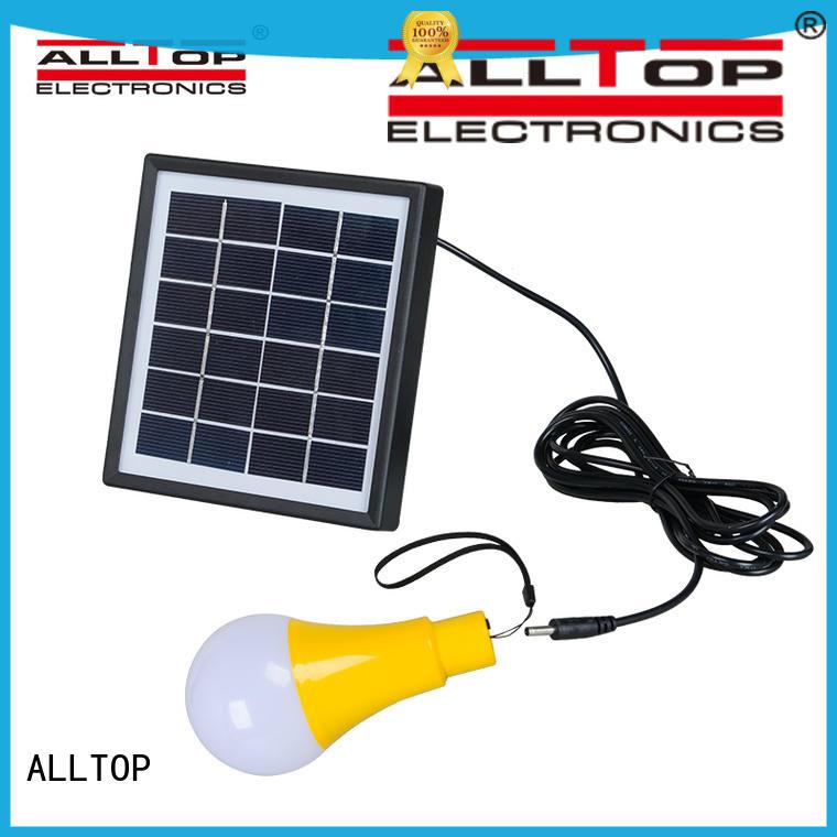 washer solar motion wall light housing for concert ALLTOP