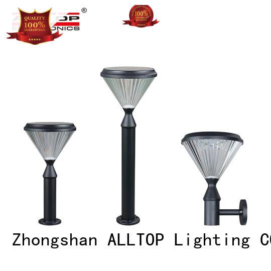 ALLTOP high quality solar patio lights by bulk for landscape