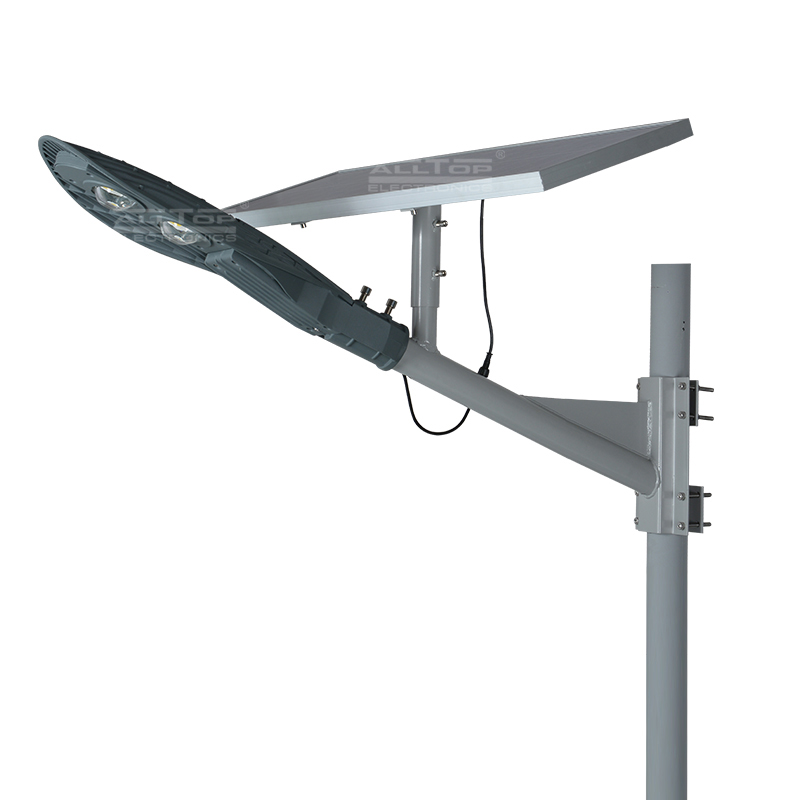 ALLTOP -cob ip65 solar led street light | Solar LED Street Light | ALLTOP