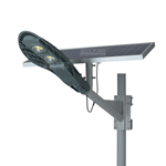 motion sensor solar street light project shining rightness for playground ALLTOP-1