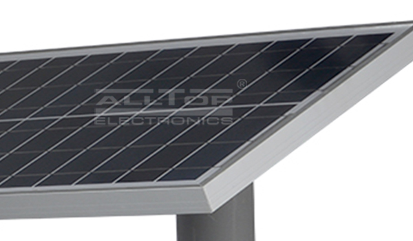 ALLTOP -12w Solar Street Light | High Lumens Bridgelux Cob Solar Street Light-3
