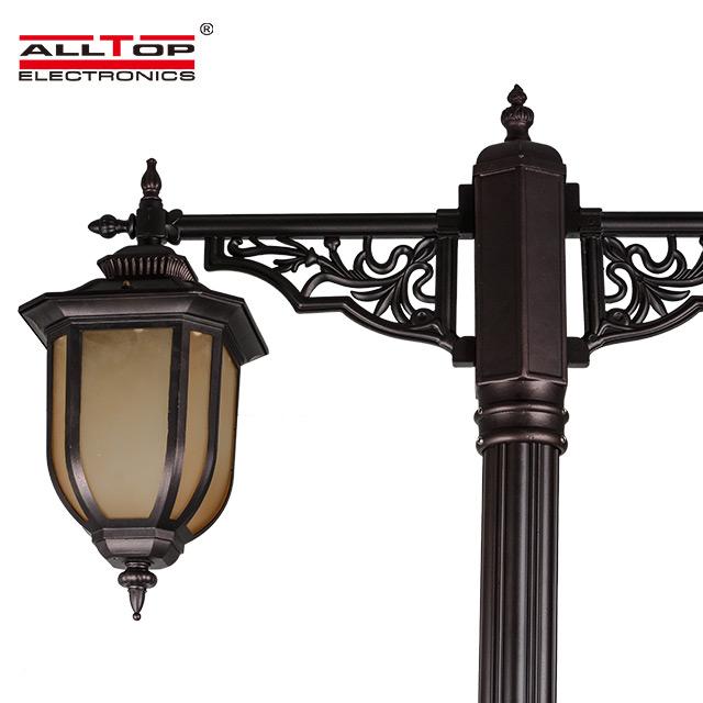 ALLTOP -Outdoor decoration classical landscape Solar garden light 30W-1