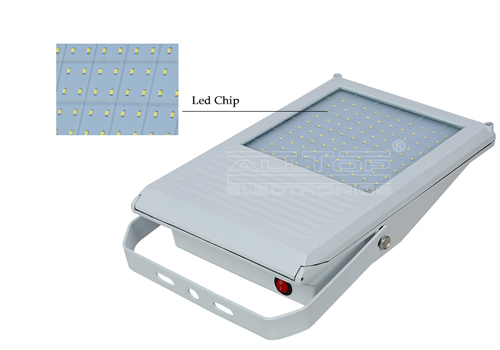 ALLTOP folding solar sensor flood lights ODM for spotlight-3