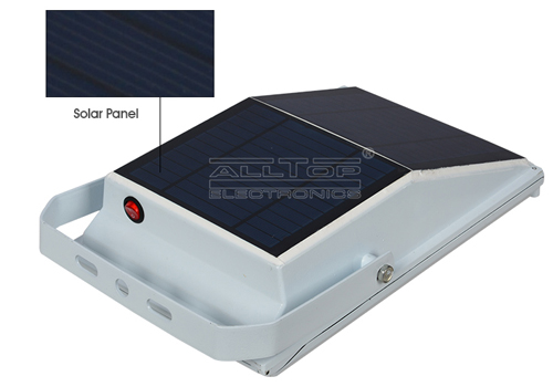 ALLTOP - Solar Flood Lights | High Lumen Portable Outdoor Ip65 Led Flood Light-3