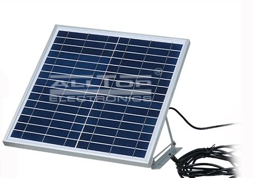 ALLTOP -Solar Lighting System Solar Energy Powered 10w Solar System-5