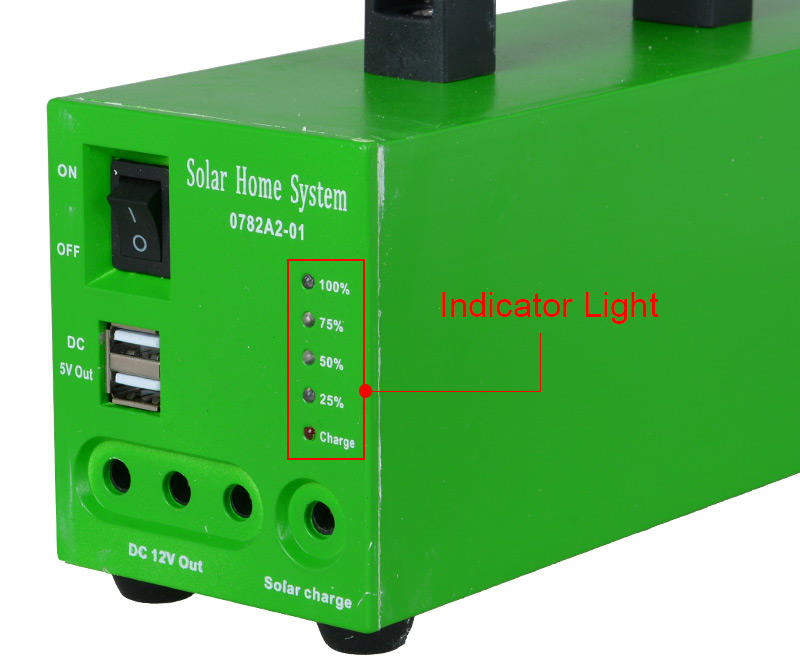 solar lighting system system indoor lighting ALLTOP