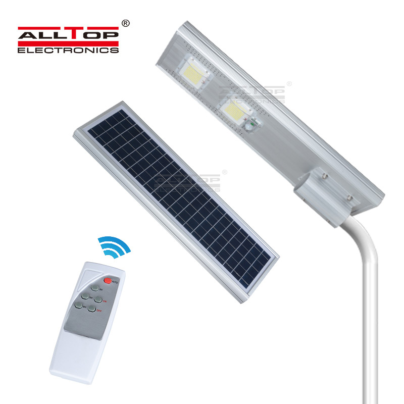 ALLTOP -solar street light | All In One Solar Street Lights | ALLTOP-2