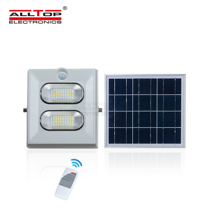 ALLTOP -High-quality Best Solar Flood Lights | High Brightness Energy Saving Outdoor