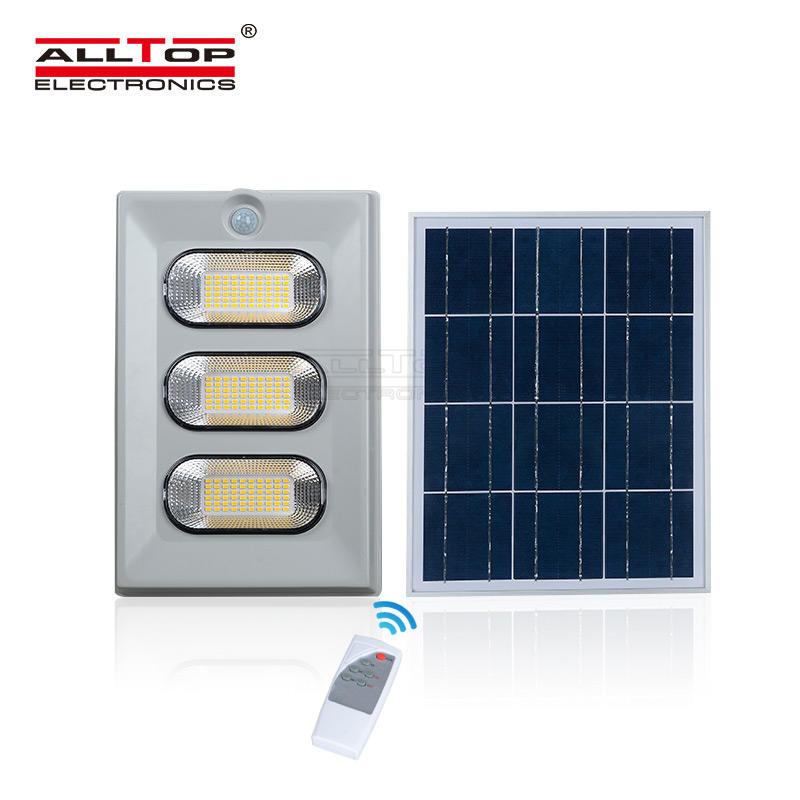 High brightness energy saving outdoor ABS ip65 50w 100w 150w solar led flood light