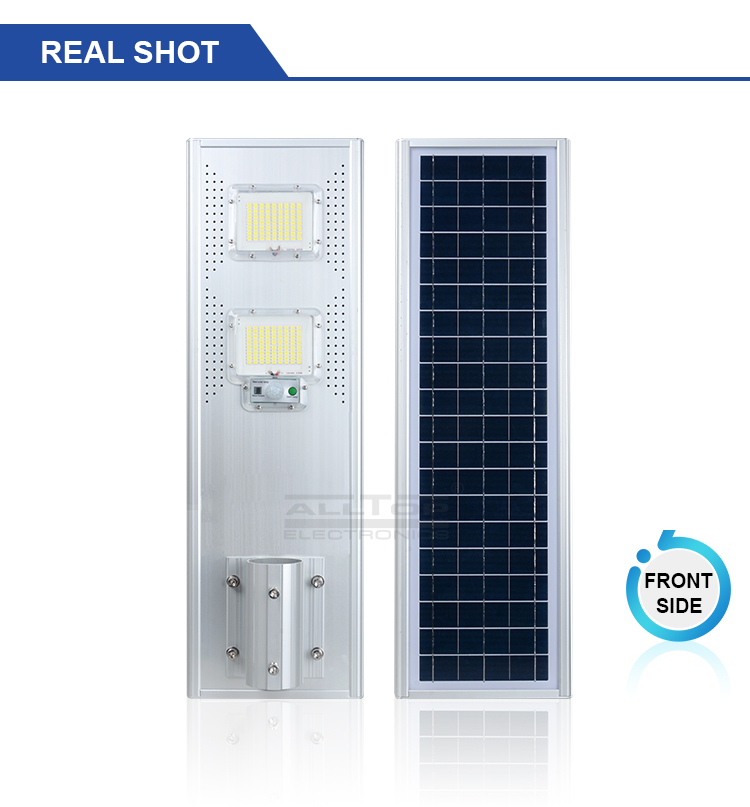 ALLTOP -Solar Led Lights Waterproof Outdoor Ip65 Motion Sensor Integrated 60w-5