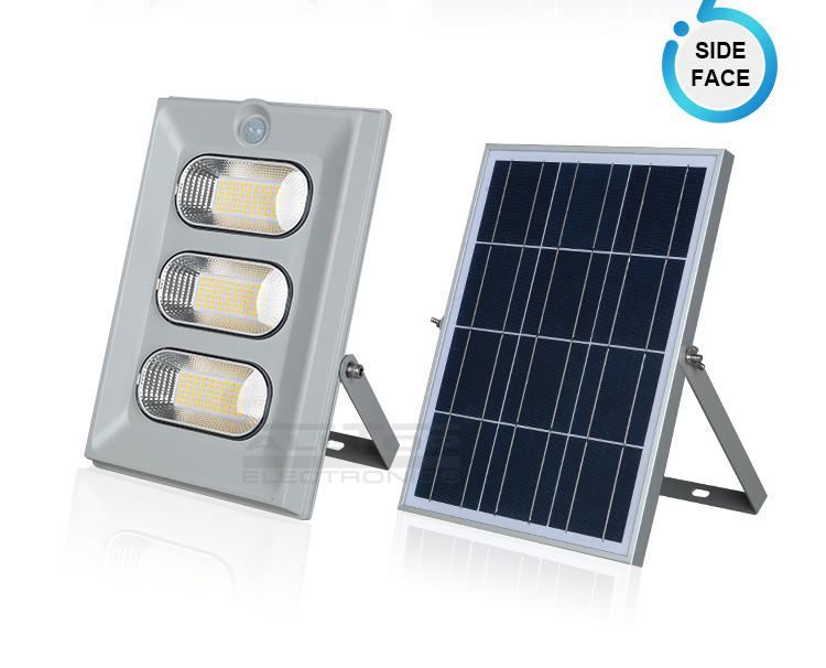 powered solar sensor flood lights supply for stadium