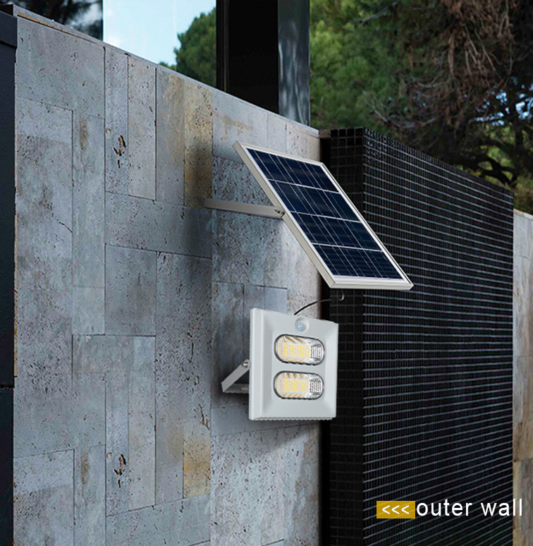ALLTOP powered solar flood lamp suppliers for spotlight-12
