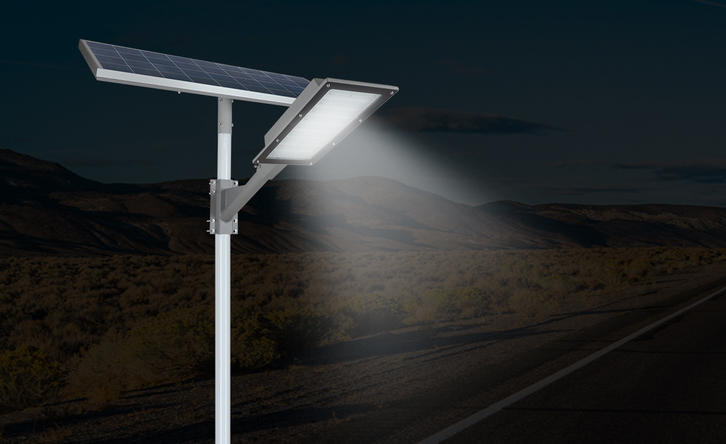 ALLTOP design nice price led outdoor lighting led street light solar power light