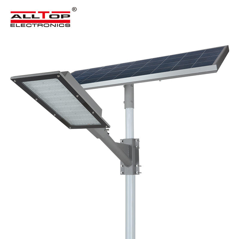 ALLTOP top selling 20w solar street light directly sale for landscape