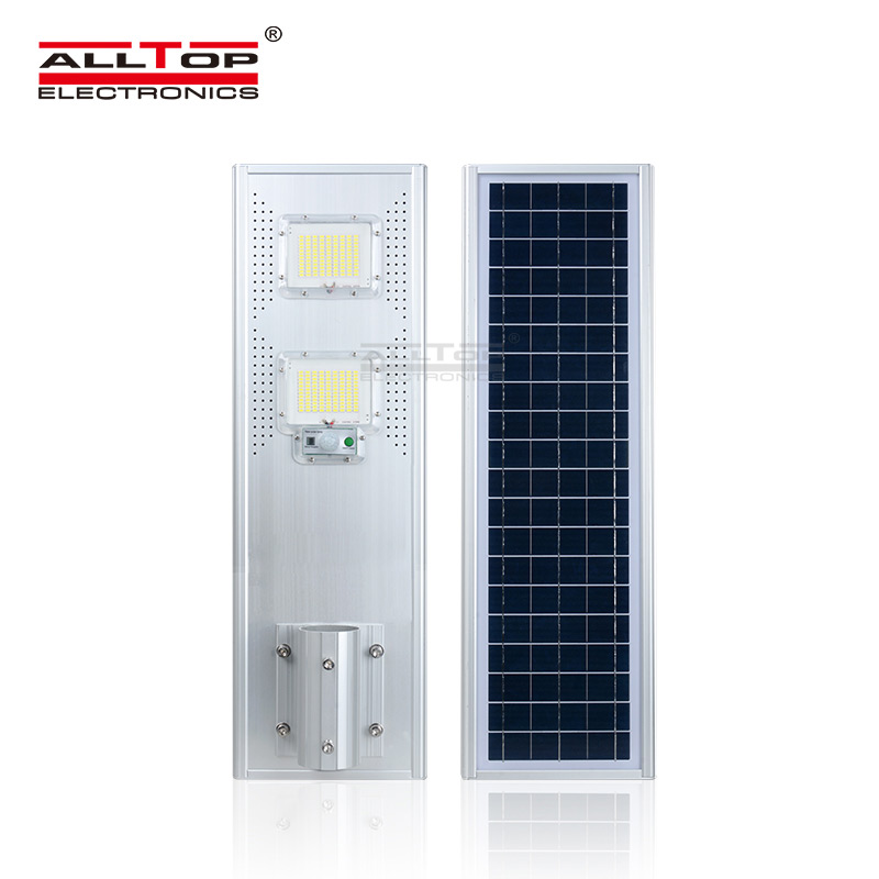 ALLTOP adjustable angle solar system light fixture directly sale for highway-2