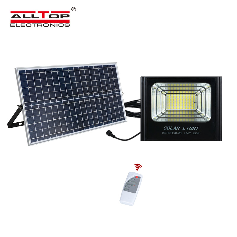 ALLTOP -Solar Street Light Information-all About Solar Powered Flood Lights