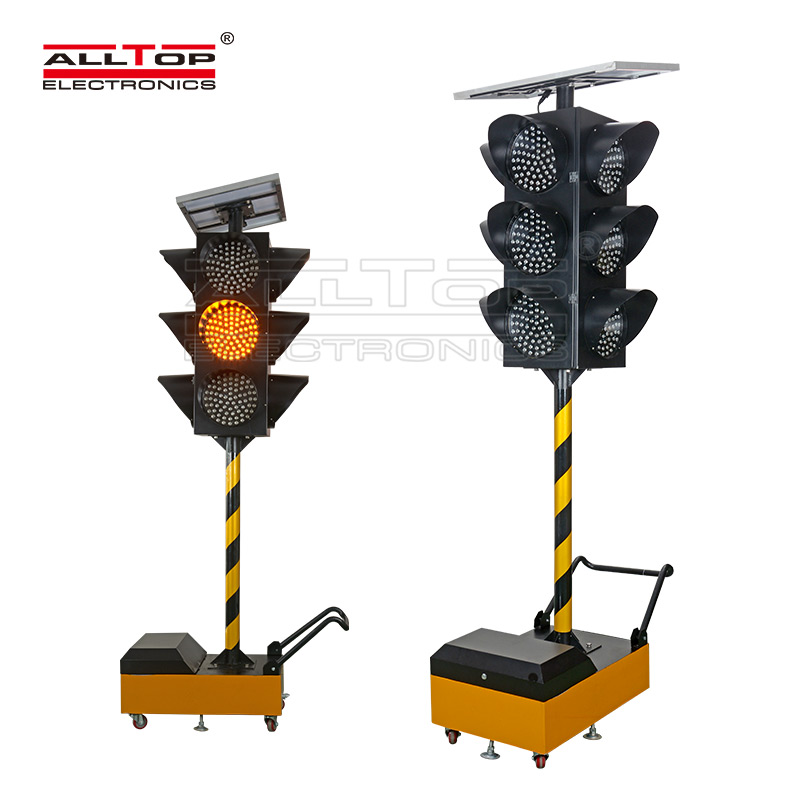 ALLTOP -solar traffic blinker | SOLAR TRAFFIC LIGHT | ALLTOP