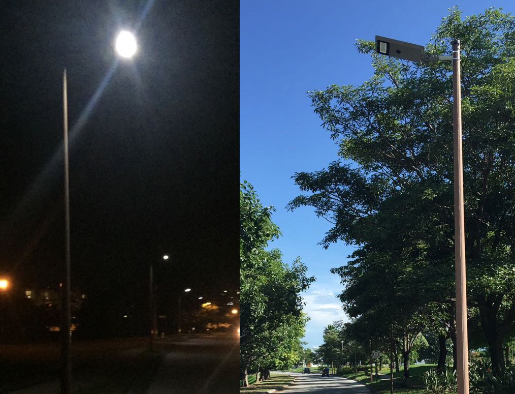 ALLTOP high quality all in one solar street light wholesale for highway-16